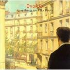Dvorak: Love Songs & Folk Duets, etc / Ciesinski, et al
