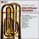 John Kitzman: Trombone, with Janice K. Hodges, Piano