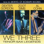 We Three: Tenor Sax Legends