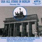 USA All Stars in Berlin February 1955