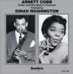 Cobb and His Mob in Concert Featuring Dinah Washington