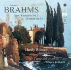 Brahms: Piano Concerto No. 1 D minor Op. Op. 15