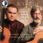 Scarlatti: 15 Sonatas for Two Guitars