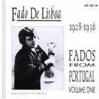 Fado Do Lisboa - Fados From Portugal 1928-36
