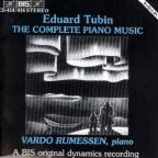 Eduard Tubin: The Complete Piano Music