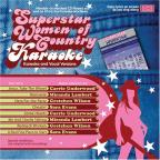 Superstar Women of Country Karaoke