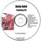 'Betty Adel 'Yodeling CD+plus