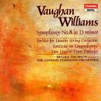 Vaughan Williams: Symphony No. 8 in D minor; Partita for Double String Orchestra; etc.