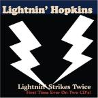 Little Darlin' Sound of Lightnin' Hopkins: Lightnin' Strikes Twice
