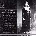 Legendary Performances of Renata Tebaldi