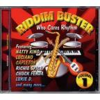 Vol. 1 - Riddim Buster: Who Cares Rhythm