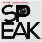 Speak: Live At Cory Weeds' Cellar Jazz Club