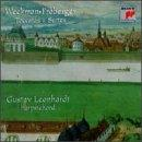 Weckmann, Froberger: Toccatas &amp; Suites / Gustav Leonhardt