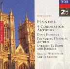 Handel: 4 Coronation Anthems