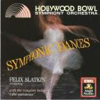 Symphonic Dances / Felix Slatkin, Hollywood Bowl SO