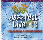 Live At New Orleans Jazz Fest