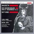 R Strauss: Macbeth, Rosenkavalier Waltz Sequences / Järvi