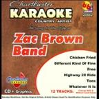 Chartbuster Karaoke: Zac Brown Band