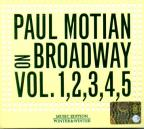 On Broadway Vol. 1, 2, 3, 4,