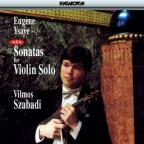 Six Sonates For Violin Solo