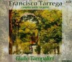 Francisco Tarrega: Complete works for Guitar