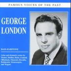 George London, Bass-Baritone