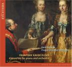 Frantisek Xaver Dusek: Concertos for Piano and Orchestra