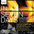 Thomas Ades: In Seven Days; Nancarrow Studies Nos. 6 & 7