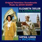 Elizabeth Taylor in London/Sophia Loren in Rome
