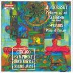 Mussorgsky: Pictures at an Exhibition; Scriabin: Poem of Ecstasy, Op. 54