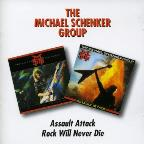 Assault Attack/Rock Will Never Die