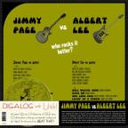 Jimmy Page vs Albert Lee