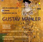 Mahler: Das klagende Lied; Blumine; Symphony No. 10