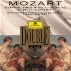 "Mozart: Symphonies Nos. 29, 29, 40 and 41 ""Jupiter"""