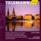 Telemann Highlights