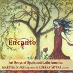 Encanto: Art Songs Of Spain & Latin America