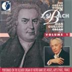 Organ Works Of J.S. Bach, Vol. 1