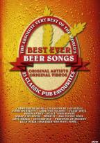 Best Ever Beer Songs (Pal/Region 0)