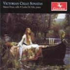 Victorian Cello Sonatas