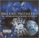 Space Age 4 Eva: The Swisha House Screwed Up Version