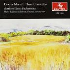 Morrill:Three Concertos