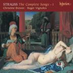 Strauss: The Complete Songs, Vol. 1