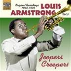Jeepers Creepers: Louis Armstrong, Vol. 5 - 1938 - 1939