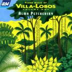 Villa-Lobos: Piano Music Vol 1 / Alma Petchersky