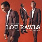 Very Best Of Lou Rawls: You'll Never Find Another