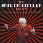 Arthur Fiedler Legacy: From Fabulous Broadway to Hollywood's Reel Thing