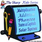 Multiplication, Addition, The Solar System, States & Capitals, Phonics