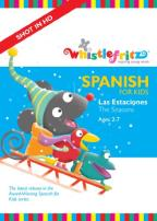 Spanish For Kids:Las Estaciones