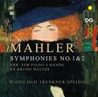 Mahler: Symphonies Nos. 1 &amp; 2