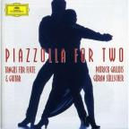 Piazzolla for Two: Tangos for flute & guitar